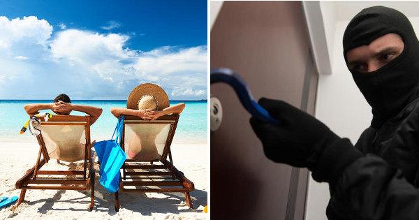 Risultati immagini per vacanza ladri