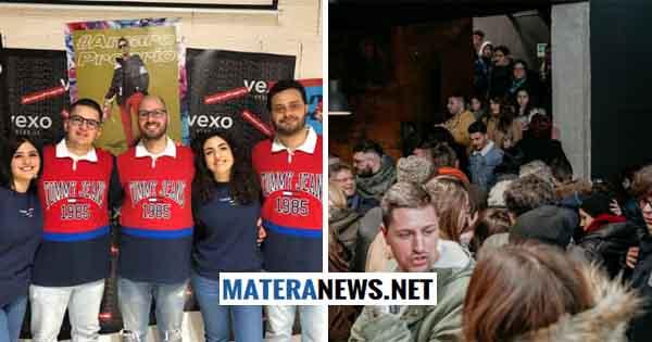 Apre a Matera il negozio più grande di streetwear ed è già un successo! Le  foto bc1bc4f357bc